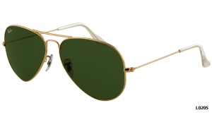 Ray Ban RB 3025 L0205 AVIATOR 58